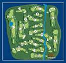 Course Layout - Bunker Hill Golf Club