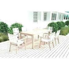 outdoor furniture dining sets home depot patio table home depot patio dining table south port wood