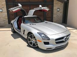mercedes benz sls amg. Delighful Benz PreOwned 2012 MercedesBenz SLS For Mercedes Benz Sls Amg E