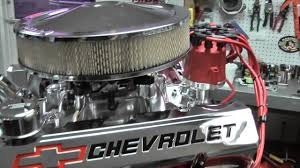 383 SBC Stroker 450HP Engine Package - YouTube