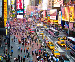 Times Square New York - Travelling Moods