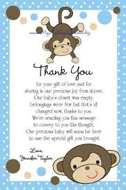 Baby Gift Thank You Note Cutiebabes Com Baby Shower Thank You Notes 06 Babyshower Baby