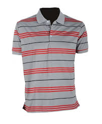 kyle gray red polo shirt enlarge