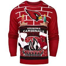 Arizona Cardinals Light Up Sweater Buy Arizona Cardinals Ugly 3d Sweater Mens Large Online At
