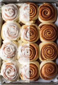 1 cup powdered (confectioner's) sugar. Best Cinnamon Rolls Recipe Cooking Classy