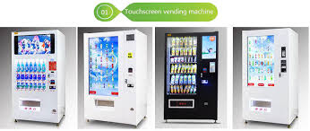 Touch Screen Vending Machines New High Quality New Style Lcd Touch Screen Vending Machine With Cabinet