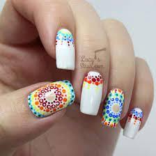 ¿uñas decoradas que combinen con todo? Diseno De Unas Acrilicas A La Moda Decorados Para Unas