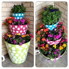 paint clay pots garden ideas genuine how to paint clay flower pot decorating as will spray paint clay pots