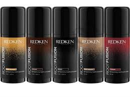 Root Fusion Chart Redken Root Fusion Temporary Root Concealer Glamot Com