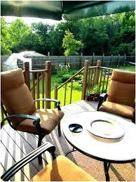 patio furniture menards full backyard creations table umbrella hole ring patio furniture menards outdoor table umbrella
