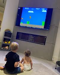 Nick Carter - I literally am in heaven. My little babies are ...