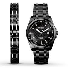 kay citizen men s watch matching bracelet bm7105 53e hover to zoom
