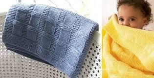 Free Blanket Knitting Patterns Enchanting Sunny Knitted Baby Blanket [FREE Knitting Pattern]