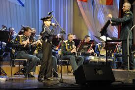 <b>Оркестр</b> Военной <b>академии</b> РХБЗ выступил в Государственной ...