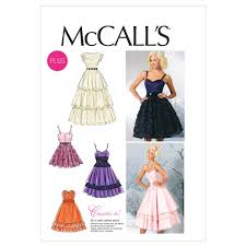 Mccalls Pattern Fascinating Misses Dresses McCalls Pattern 48 Sew Essential