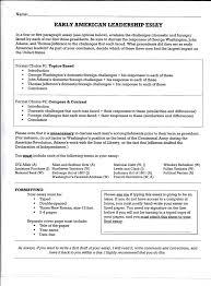 leadership essay student leadership essay