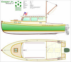Aluminium Boat Designs Plans Free Recommended Cabin Cruiser Plans Boat Design Net