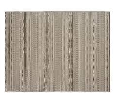 parker synthetic indoor outdoor rug gray