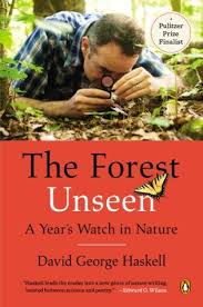 Haskell In 's Unseen Forest The Year A By Nature Watch David George wgS6fp