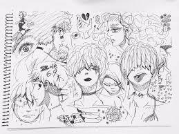 横顔 男 髪型 イラスト 無料壁紙イラスト