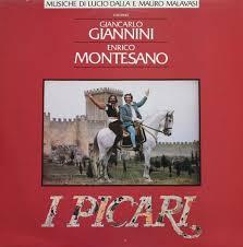Film Music Site - I Picari Soundtrack (Lucio Dalla, Mauro Malavasi) - RCA  Records Italy (1988)