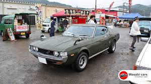 A Rained-on but Mostly-original, 1975 Toyota Celica 2000 GT - RA25 ...