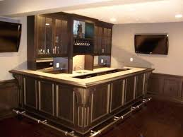 Basement Bar Design Ideas Impressive Small Basement Bar Ideas View Larger Modern Basement Bar Designs