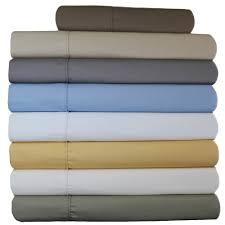 22 inch deep pocket sheets Wrinkle-Resistant Cotton Blend