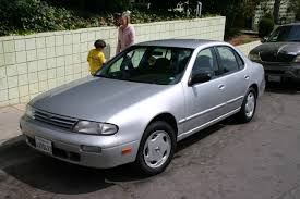 1996 Nissan Altima I Pictures Information And Specs