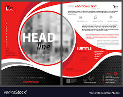 Free Flyer Layout Abstract Modern Flyer Template