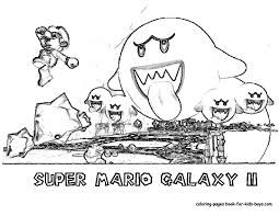 Transmissionpress Printables Nintendi Wii Super Mario Galaxy