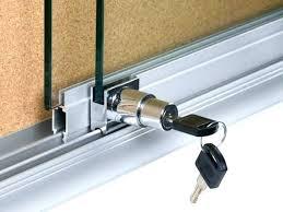 locks sliding glass door sliding door security lock best sliding door lock medium size of safety locks sliding glass door