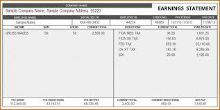 Free Paystub Templates Delectable Free Download 48 Free Check Stub Template Inver Template Center