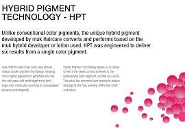 Hybrid Cream Hair Colour Muk Haircare