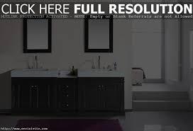 impressive double vanity bath rug and double vanity bath rug vanities decoration