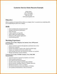 Customer Service Resume Skills List Awesome Examples Skills Resume