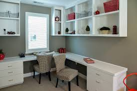 use a professional organizer for your home office