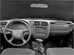 1995 Blazer Mpg - Info