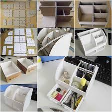 diy desk organizer tutorial.  Desk And Diy Desk Organizer Tutorial I Creative Ideas