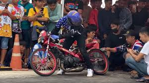 motorcycle monday thai bike races are