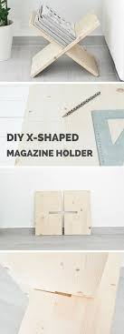 Magazine Holder Uses 100 Easy DIY Home Decor Crafts That Don't Look Cheap 87