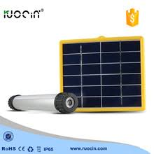 Solar Powered Torch Lights