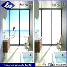 electric opaque window privacy glass inside china customized smart switchable inspirations door 2 electric transpa glass switchable