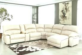 cool sectional couch. Unique Couch Cream Leather Sectional Cool Living Room With Sofa  And Area Rug Plus Wall   Throughout Cool Sectional Couch