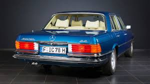 This listing is no longer available. 1978 Mercedes Benz 450 Sel 6 9 W116 Magnetite Blue Metallic Youtube