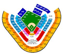 Angel Stadium Seating Chart Game Information