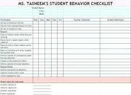 13 Rare Free Behavior Chart For The Classroom