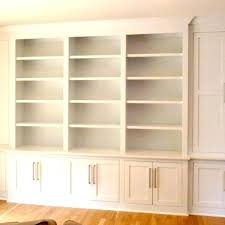 shaker contemporary built in wall storage system by unit closet shaker contemporary built in wall storage system by unit closet