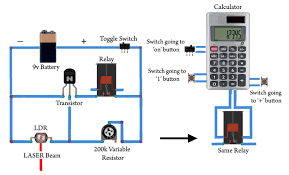 gallactronics april 2012 Wiring Diagram For Counter people counter circuit diagram wiring diagram for intermatic sprinkler timer