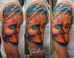 тату маска значение фото Chillout Tattoo Workshop